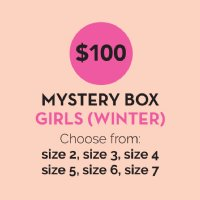 5f4efb2ee2f60 $100 Mystery Pack Girls Winter 2-7 (Valued at $250)
